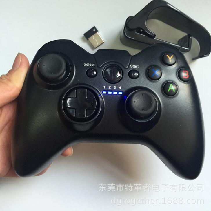 GOTOGETHER Tay cầm chơi game Trò chơi truyền hình mạng lưới điện thông minh không dây phím STB hộp m