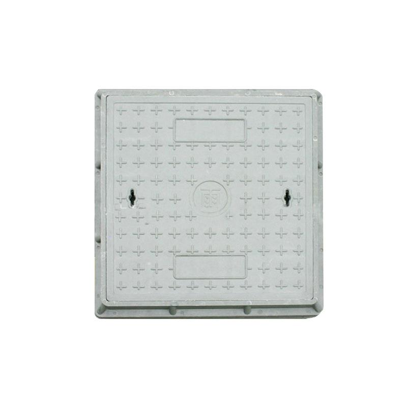 Nắp hố ga tròn Vật liệu composite - 700 * 70