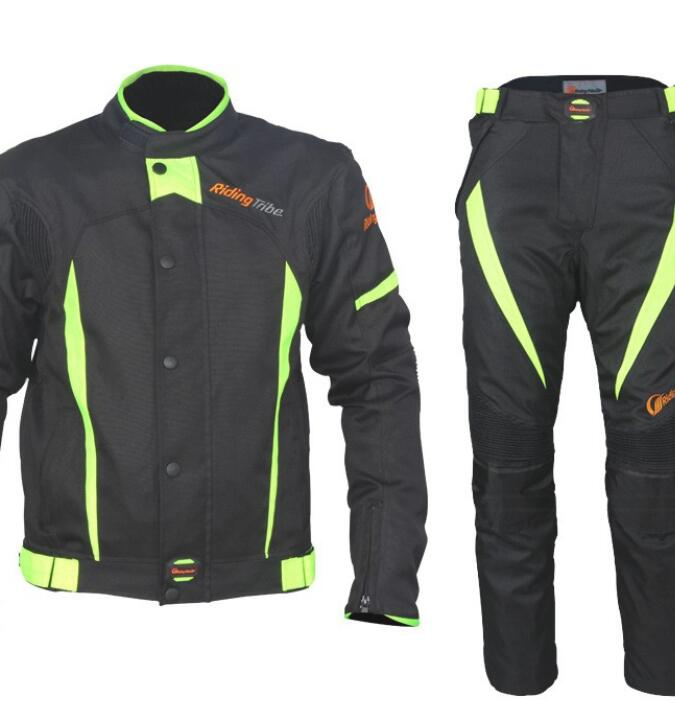 Trang phục bảo hộ Bộ Áo Bảo Hộ Và Quần Chuyên Dụng Cho Người Lái Xe Mô Tô Mo0454