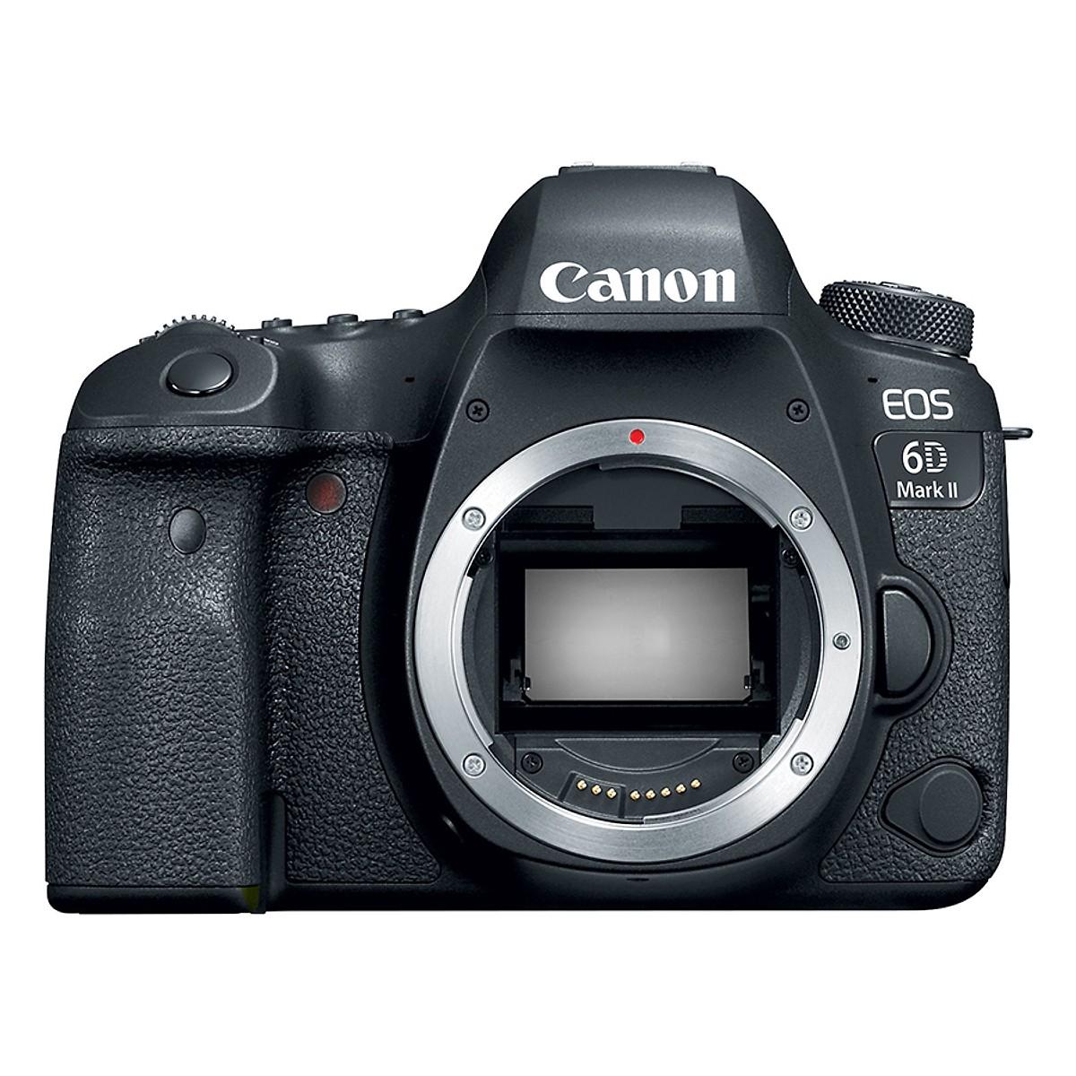 Canon   Máy ảnh kỹ thuật số   Máy Ảnh Canon EOS 6D MARK II Body