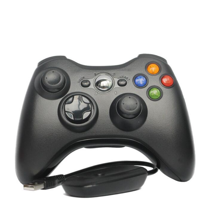 GOTOGETHER Tay cầm chơi game Nhà sản xuất X-BOX 360 trò chơi không dây phím 360 2.4G 360 cầm máy tín