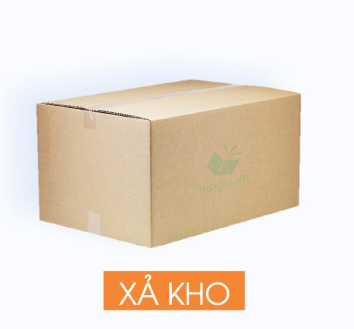 Thùng giấy MXK1 - 20 Thùng Hộp Carton 15x12x10 Cm