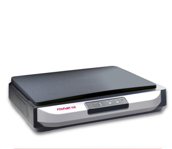 Founder Máy scan Founder/ đã F3810 tấm bản vẽ kỹ thuật quét tốc độ cao A3 màu kỹ thuật số lưu trữ vă