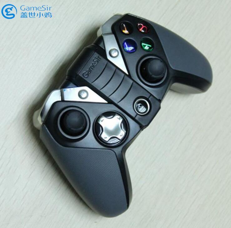 GameSir Tay cầm chơi game GameSir trò chơi cầm tay cầm Bluetooth không dây gà G4 phù hợp PS3 là trò