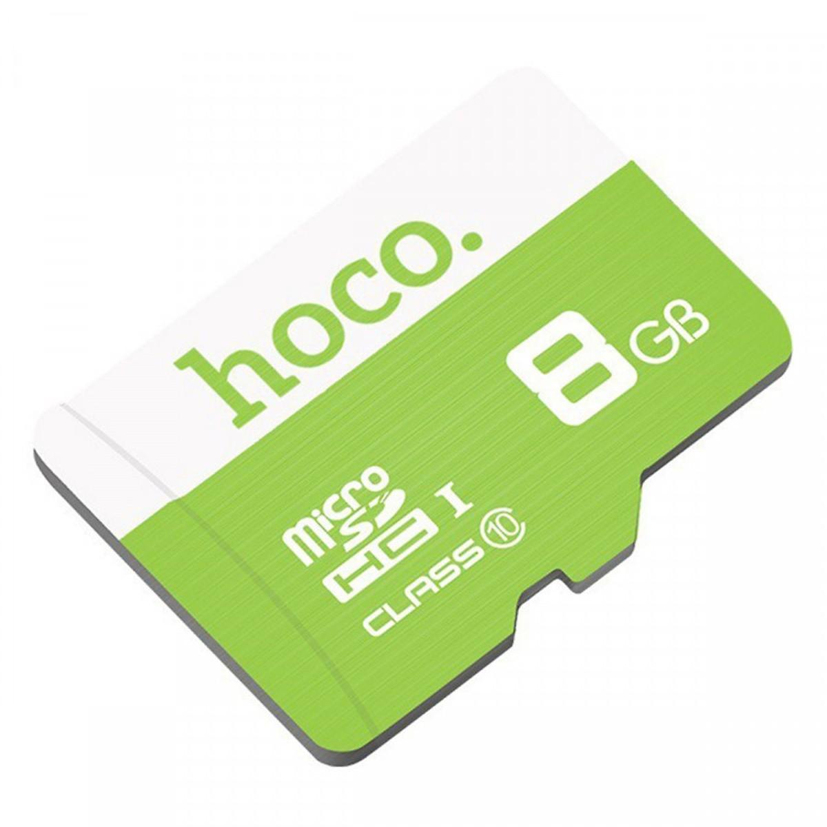Hoco - Thẻ Nhớ TF Tốc Độ Cao Micro-SD - 8GB