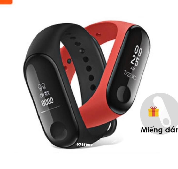 Vòng Đeo Tay Thông Minh Xiaomi Mi Band 3 - Vòng Đeo Tay Xiaomi Miband 3