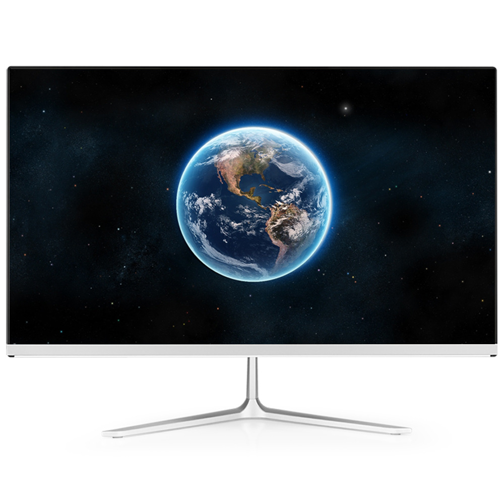 Máy tính để bàn loại màn hình mỏng .
