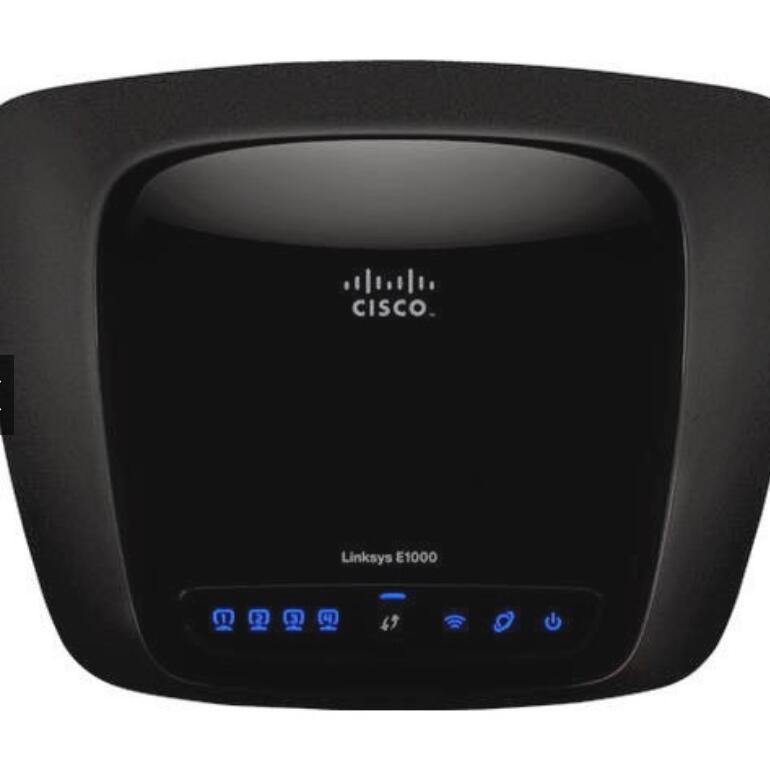 Modem Wifi Linksys WAG120N ADSL2+ Tốc Độ 150Mbps.