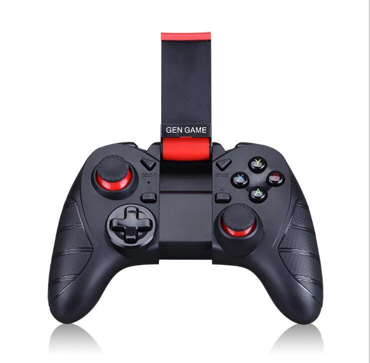 GEN GAME Tay cầm chơi game GENGAME tron bơi S7 trò chơi điện thoại không dây Bluetooth S7 trò chơi c