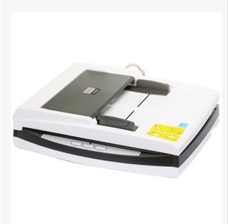 Founder Máy scan Máy quét Z20D + 2 mặt phẳng vuông vắn nạp tự động quét tốc độ nét cao văn bản A4 tr