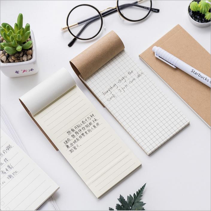 JUDIAN Giấy note Dễ thương post-it note cuốn sách nhỏ nhỏ ghi chú tươi dán Hàn Quốc sáng tạo mini gh