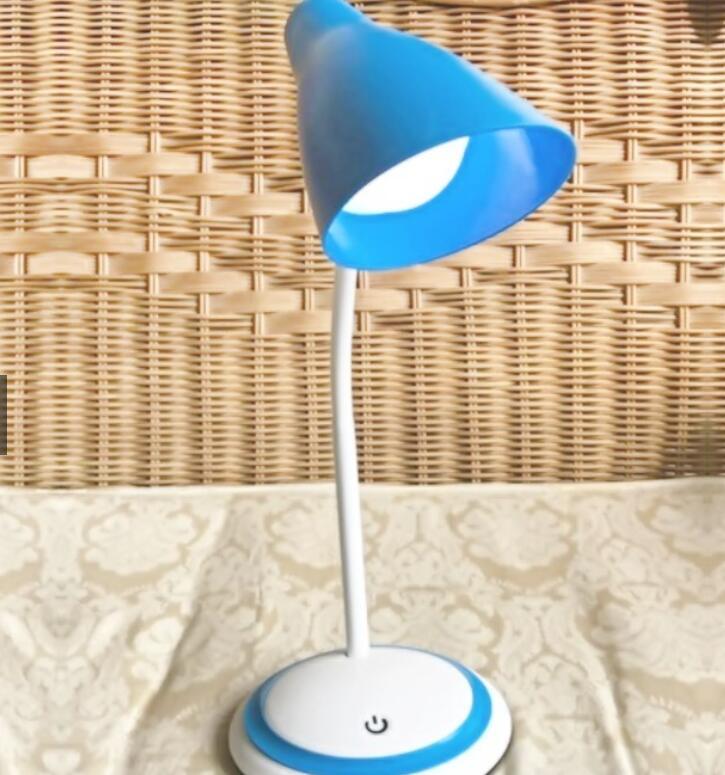 Đèn Bàn Chống Cận Cảm Ứng 3 Chế Độ Sáng (Sạc Cổng USB)