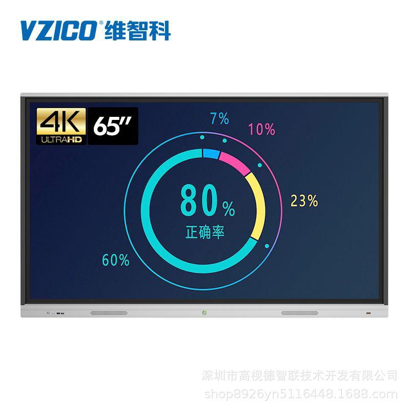 VZICO Màn hình TV Lớn cho việc giảng dạy dễ dàng hơn .