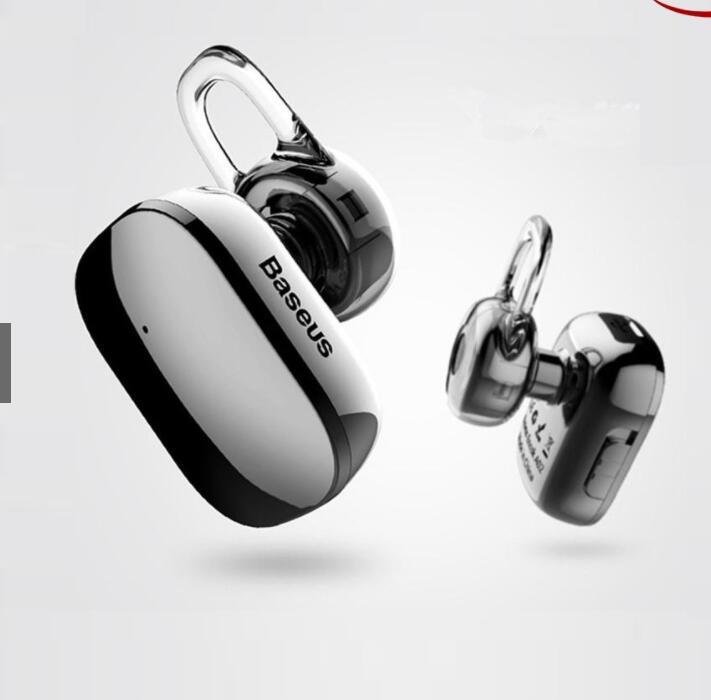 Tai Nghe Bluetooth Baseus Encok A02 Chính Hãng - Kết Nối Cùng Lúc 2 Thiết Bị