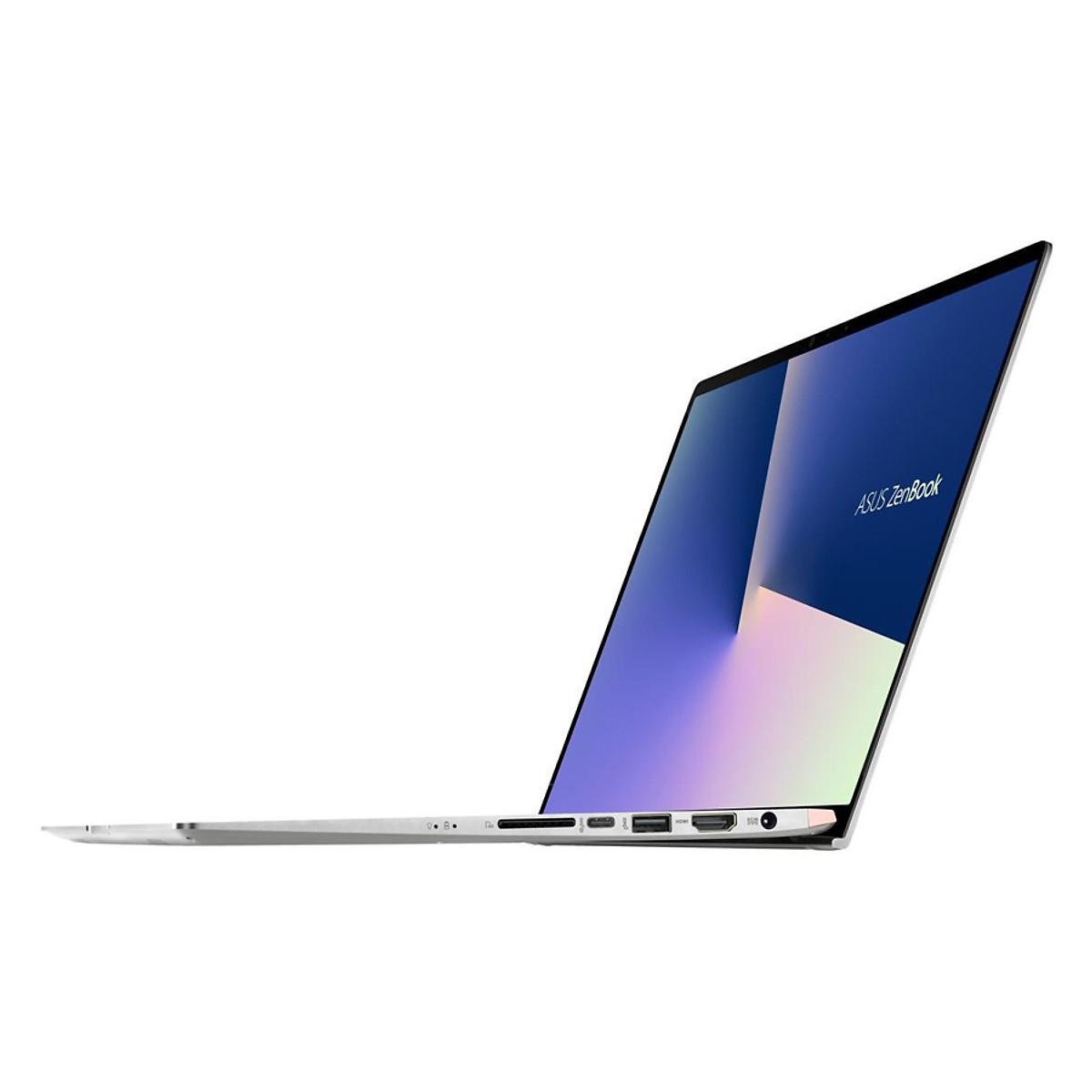 Asus   Máy tính xách tay - Laptop  Laptop Asus Zenbook 15 UX533FD-A9091T Core i5-8265U/ Win10 (15.6