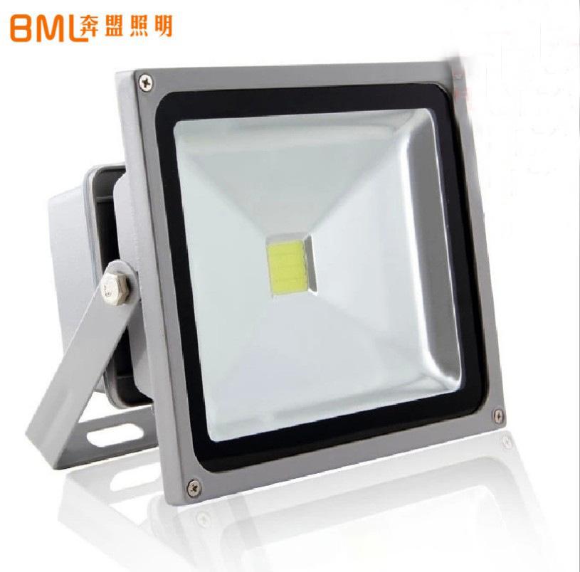 BENMENG Đèn LED pha chiếu sáng ngoài trời 10W 20W 50W 100W 150W 200W