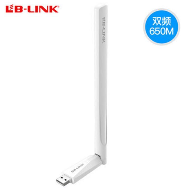 LB-LINK Tay cầm chơi game Miễn lái. DesktopLanguage Wi card mạng máy tính WiFi receiver 5G phóng USB
