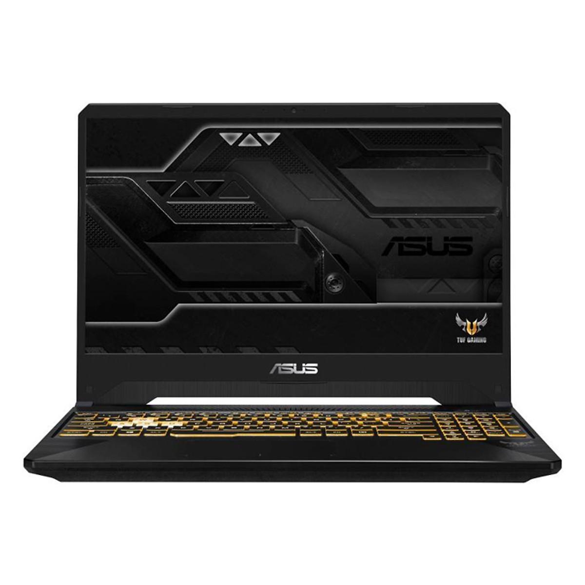 Asus   Máy tính xách tay - Laptop    Laptop Asus TUF Gaming FX705GE-EW165T Core i7-8750H/ Win10 (17.