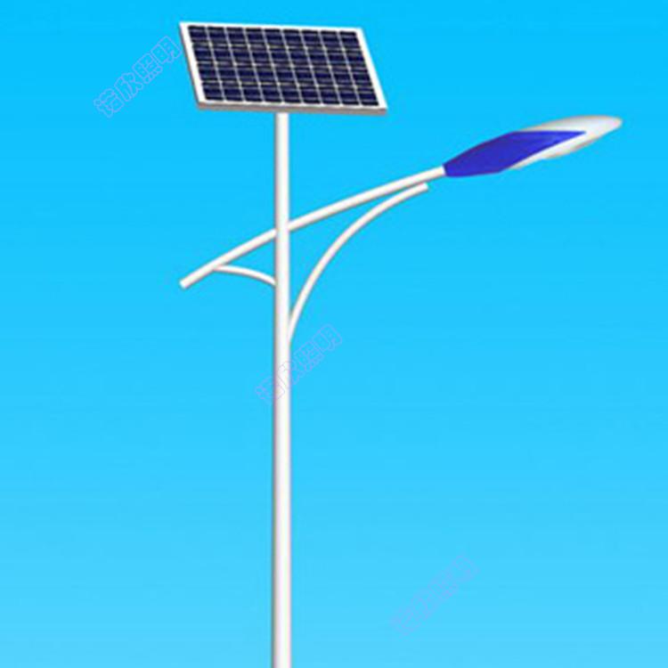 NUOXIN Đèn đường tích hợp năng lượng mặt trời