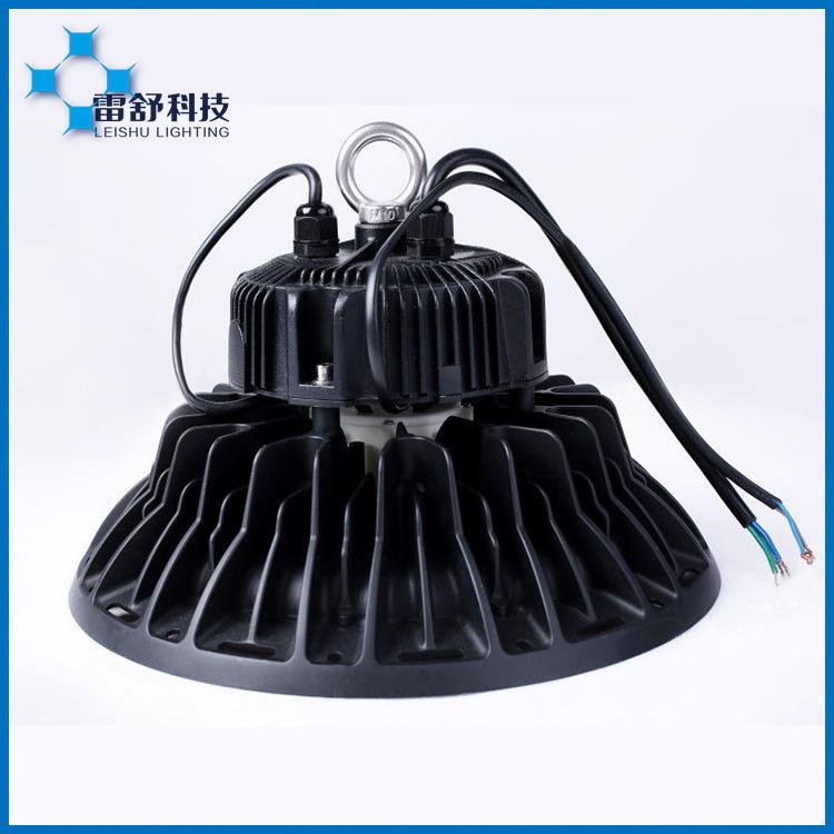 LEISHU Thị trường chuyên phân phối LED Đèn LED nhà máy Đèn hội thảo LS-UFO150C Danh sách mới