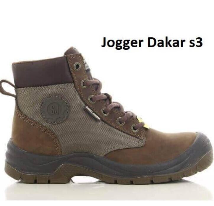 Giày cách điện Giày Bảo Hộ Chống Đinh, Cách Điện, Chống Nước Tốt Jogger Dakar