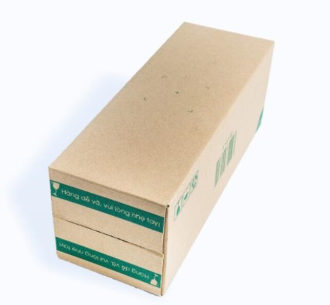 Thùng giấy MC2 - 25x9x9 Cm - 20 Thùng Hộp Carton