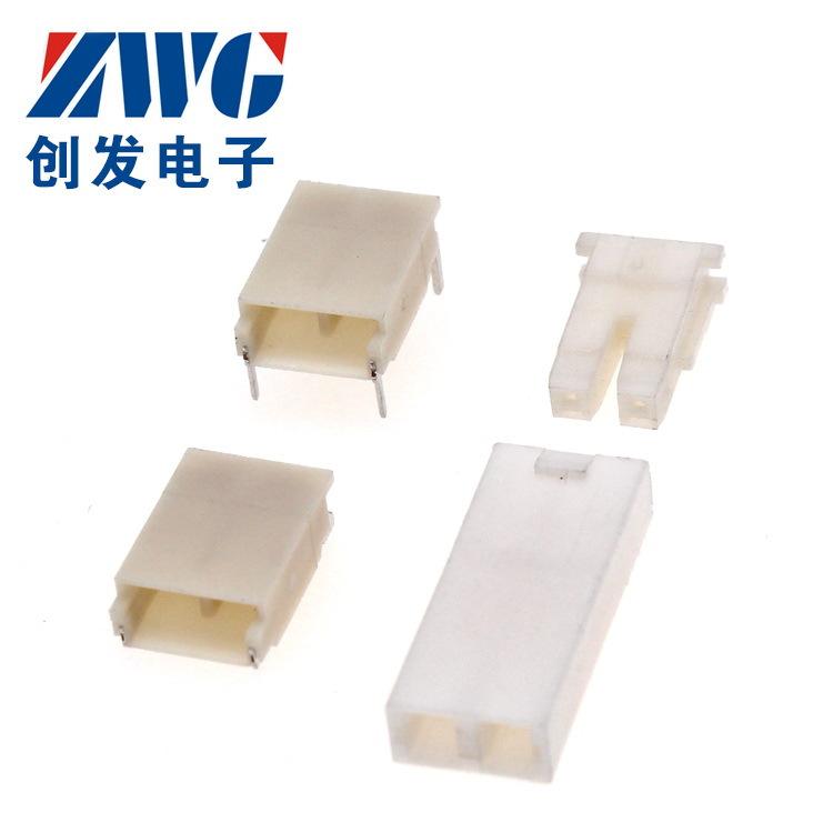ZWG Giắc cắm Đầu nối thanh uốn BHS Loại vỏ nhựa 3,5mm Vỏ kim kết nối đầu nối Đầu nối nam và nữ