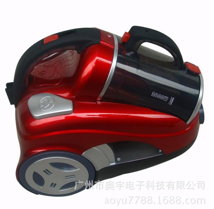 JINKE Máy hút bụi Phiên bản tiếng Anh 2600W cơn lốc mạnh hơn túi bụi (ống thép) trang web máy gia dụ