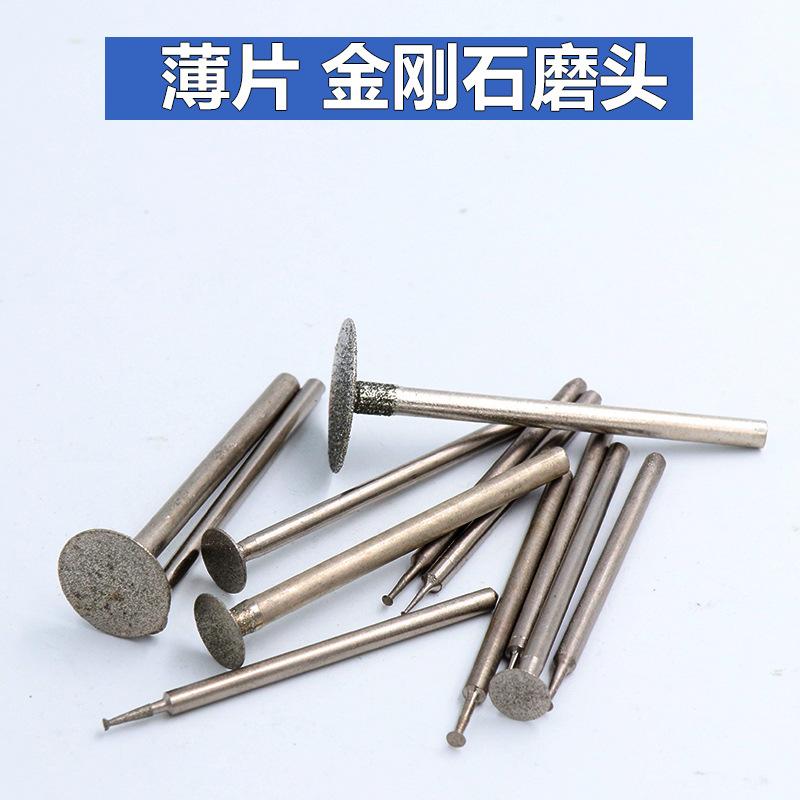 CHANGLONG Công cụ kim cương công nghiệp K kim cương mài đầu mài kim ngọc khắc chữ Shoushan đá khắc k