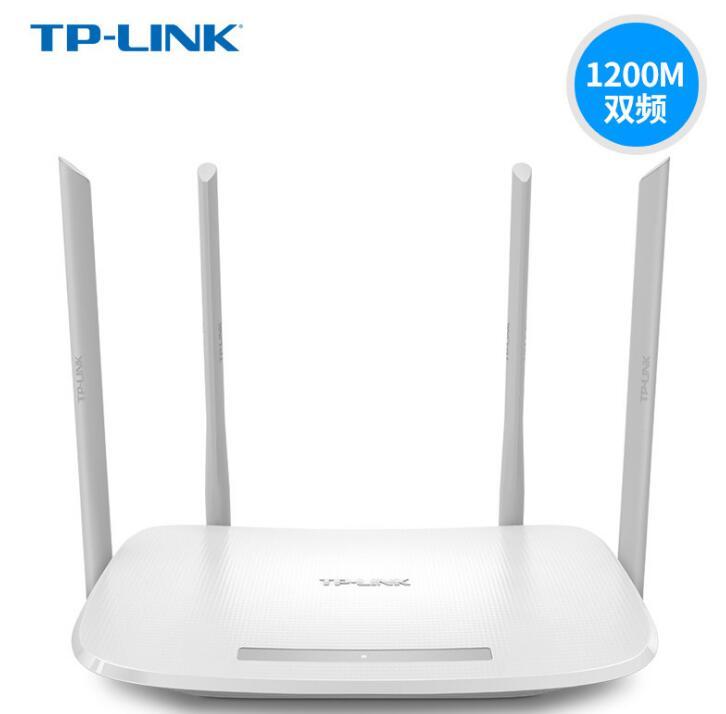 TP-LINK Modom Wifi TPLINK bộ định tuyến không dây tốc độ cao 1200M nhà vua đi xuyên tường WIFI 5G WD