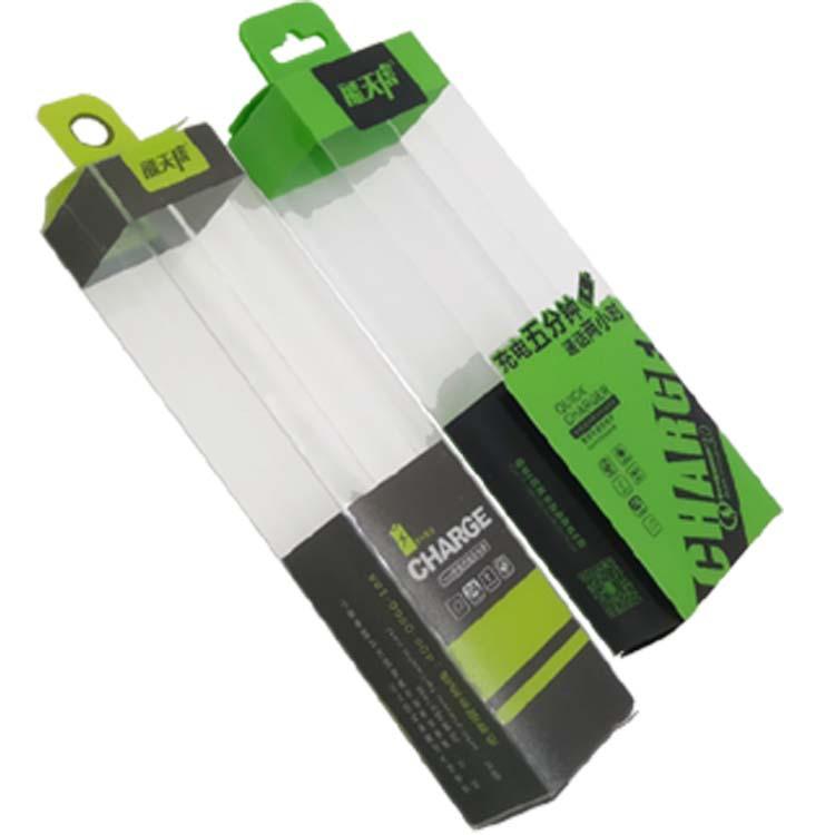 SHENGYU Thị trường bao bì nhựa Nhựa PVC trong suốt hộp màu tùy chỉnh sản xuất bảo vệ môi trường cao