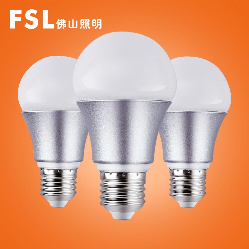 FSL Bóng đèn LED Phật Sơn Ánh sáng LED Bóng đèn LED Vít Vít Bóng đèn led Chiếu sáng trong nhà Nguồn