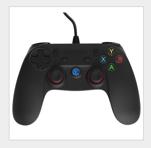 GameSir Tay cầm chơi game Gà con cầm G3 cáp USB PC360 phiên bản máy tính trời PS3 bóng đá điện thoại