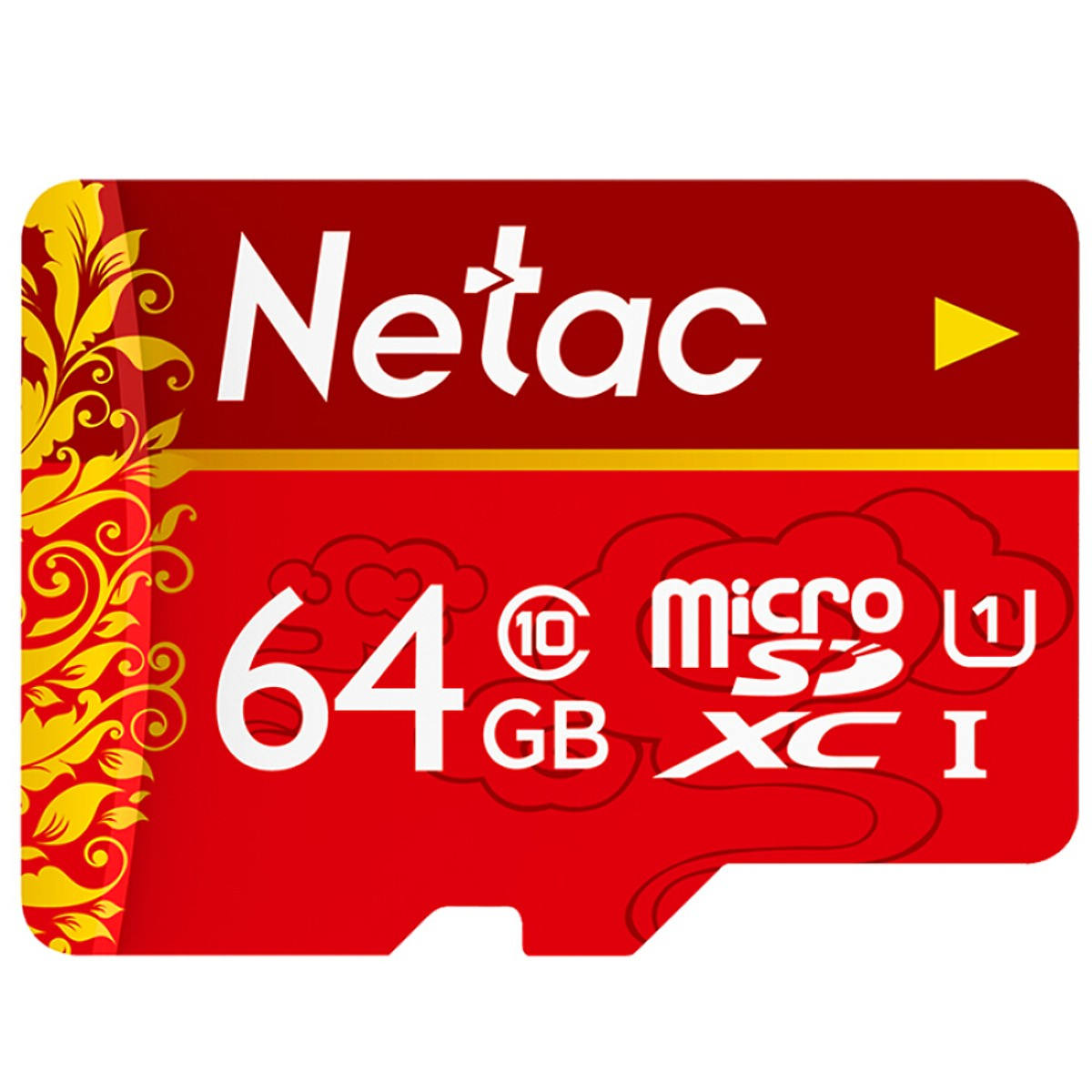 Joy Collection    Thẻ nhớ  Thẻ Nhớ 32GB Netac P500 Class10
