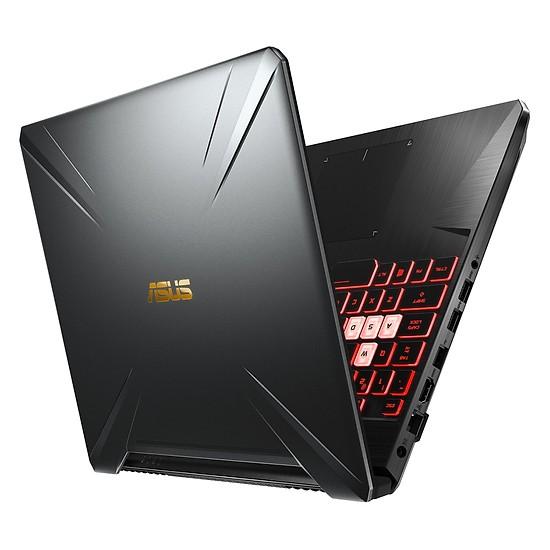 Asus   Máy tính xách tay - Laptop   Laptop Gaming Asus TUF FX505GE-BQ037T Core i7-8750H/Win10 (15.6″