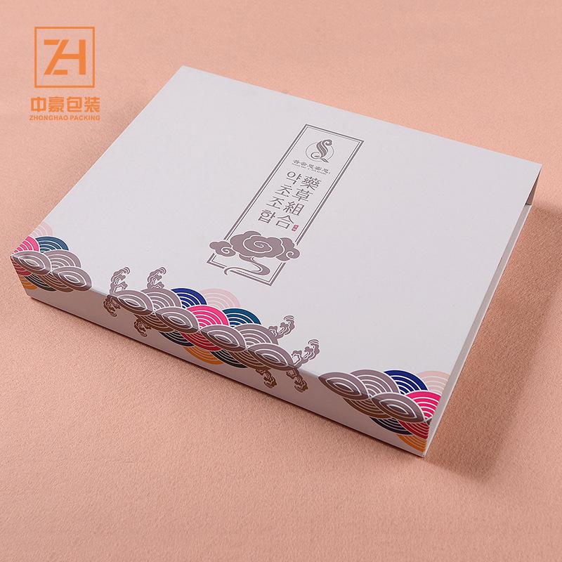 ZHONGHAO Thị trường bao bì khác / bao bì vải / bao bì giấy Nhà sản xuất chế biến hộp quà tặng tùy ch