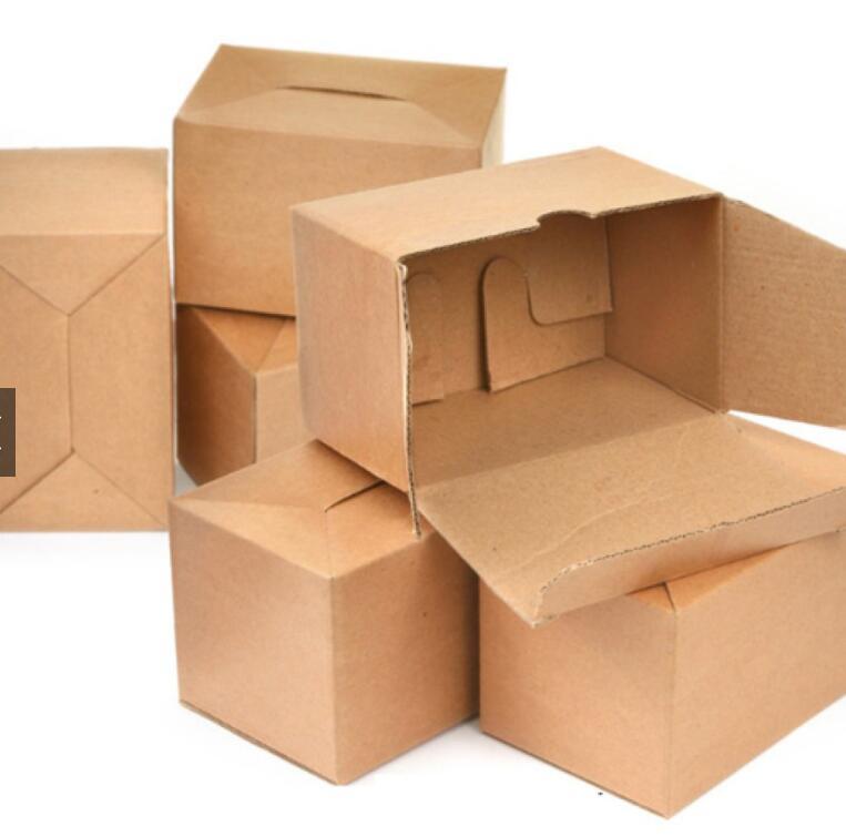 Thùng giấy Hộp Carton 16x9x8 - Thùng Giấy Carton Giá Rẻ