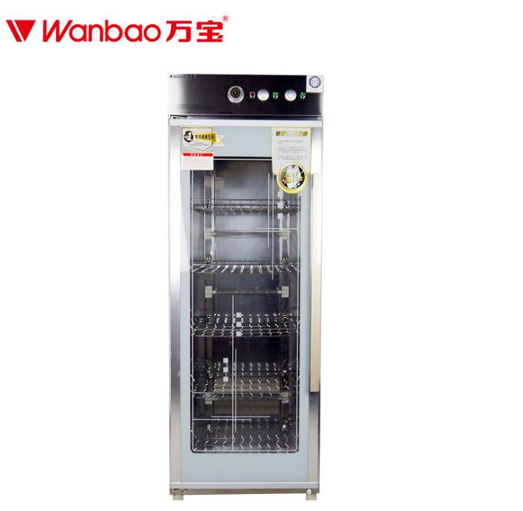 wanbao Tủ khử trùng Vạn Bảo YTP450LB06 công suất lớn. Nhiệt độ ôzôn được khử trùng nhà hàng quán tủ