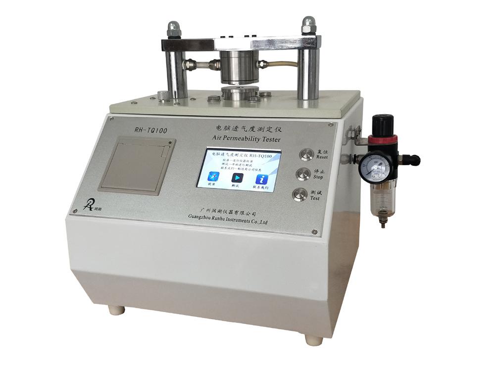 RUNHU Dụng cụ thí nghiệm Máy đo độ thấm khí giấy