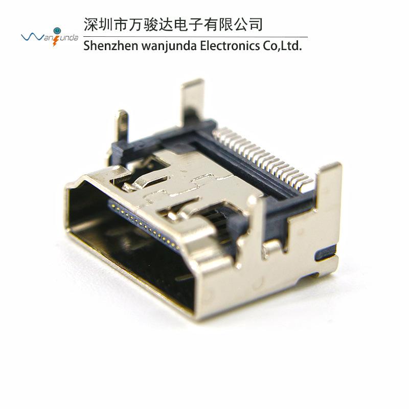 JD Giắc nối 19P Giao diện HDMI