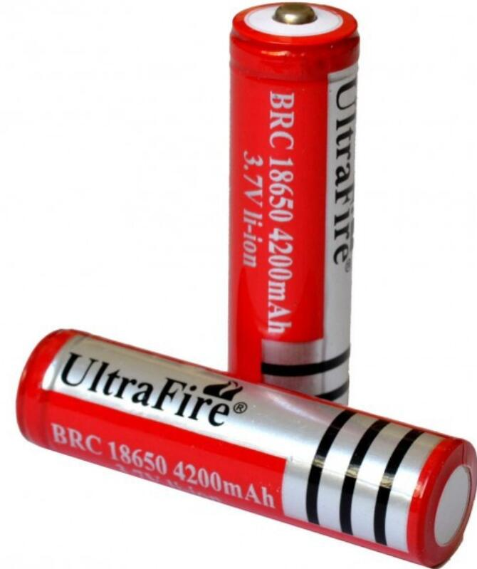 Thiết bị ổn áp Pin Sạc Đèn Pin Lithium Li-Ion