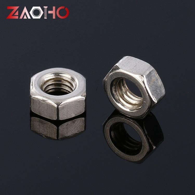 ZHAOHE Tán Các nhà sản xuất cung cấp tiêu chuẩn quốc gia cao hex hex thép M6 hàn hạt hex dày