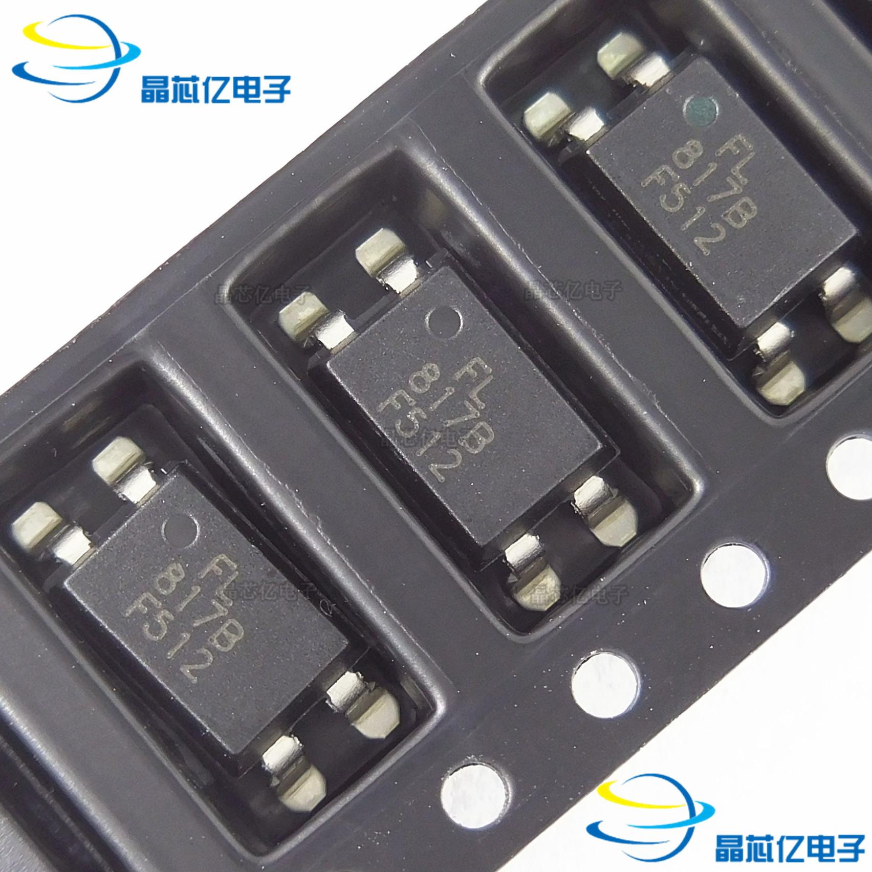 FANGJING Thiết bị điện quang FL817B Tập tin FL817 B Bộ ghép cặp quang điện tử SM-4 Đài Loan FL / Fan