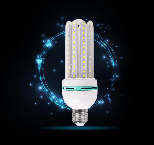 Bóng đèn LED bắp ngô Nhà máy trực tiếp led tiết kiệm năng lượng bóng đèn ngô 3U4U 20W24W32W36W đèn k