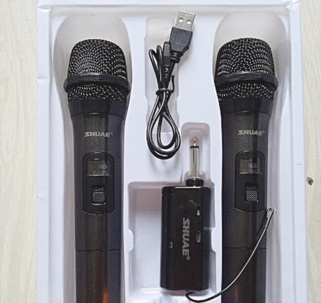 Micro Không Dây Cho Loa Kéo / Amply Sóng UHF