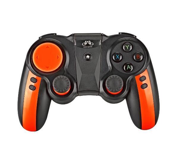 GEN GAME Tay cầm chơi game Tron bơi S8 trò chơi cầm điện thoại không dây Bluetooth hỗ trợ thiết bị Ð