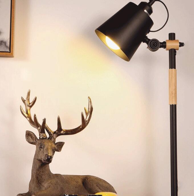 Đèn Bàn Làm Việc Vintage Cao Cấp DT03 - Tặng Kèm Bóng LED Asia