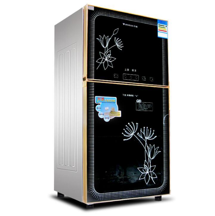 wanbao Tủ khử trùng Vạn Bảo mini dạng tháp gia dụng nhiệt công suất lớn ôzôn thép không gỉ tủ thuốc