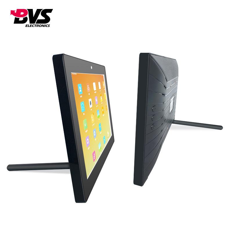 BVS Máy tính 10 inch nhận diện khuôn mặt hỗ trợ máy nhận dạng biển số HD