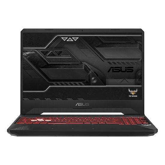 Asus   Máy tính xách tay - Laptop    Laptop ASUS TUF Gaming FX505GE-BQ052T Core i5-8300H/ Win10 (15.